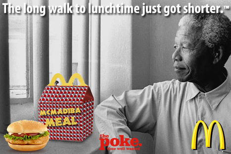 McDonalds Criticised For New 'McMadiba' Chicken Burger | Digital-News on Scoop.it today | Scoop.it