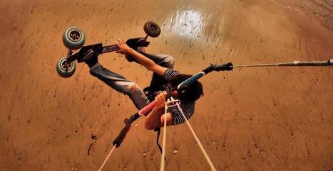 Vidéo best of de Filipe Ribeiro en kitesurf, SUP, surf et kiteboarding - meltyXtrem   Kitesurf   Scoop.it