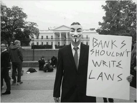 Twitter / OccupyWallStNYC: It's that simple. ... | Anonymous' MillionMaskMarch | Scoop.it
