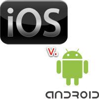 Les utilisateurs Android vs ceux d'iOS | A l'ère du webmarketing. | Scoop.it