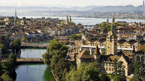 #Euro #Vienna #World's #best #quality #city #of#life   Le It e Amo ✪   Scoop.it