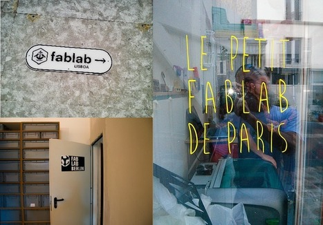 Fab Labs: Potential for Sustainable Urban Development « URBACT The blog | Peer2Politics | Scoop.it