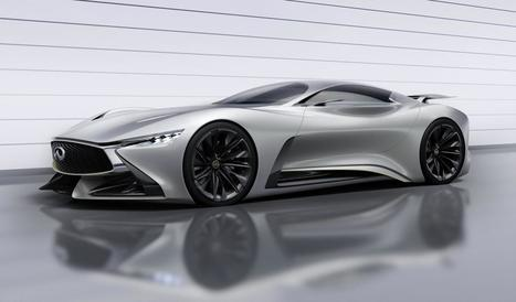 What an Infiniti Would Look Like if There Were No Laws of Physics   News of discounts   Scoop.it