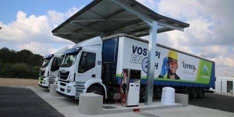 PPE : Objectif 3 % de poids-lourds GNV en France d'ici 2023 (Gaz-Mobilité, 03/11/2016) | Voitures au gaz naturel (GNV) | Scoop.it