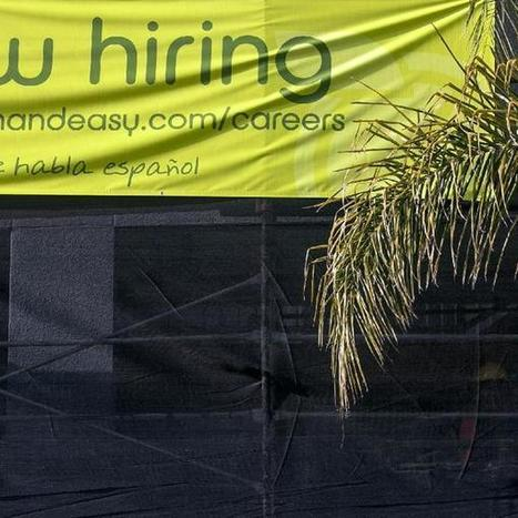 US jobless aid applications fall to 5-year low | Business News - Worldwide | Scoop.it