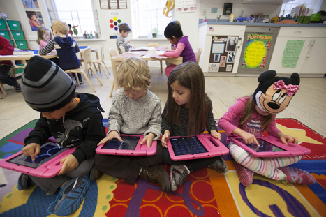 What Good Technology Use Looks Like in the Early Years | iPad | Scoop.it