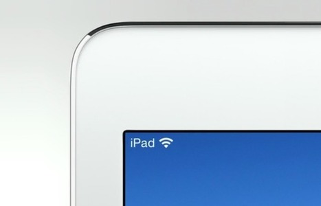 This is Apple's new iPad Air: Thinner, lighter, more powerful | Techpackers Digital Backpacking | Scoop.it