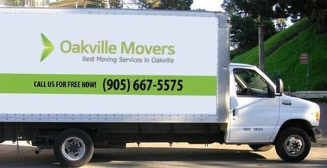 Pin by oakville movers on Local services | Pinterest | Local ON Movers | Scoop.it
