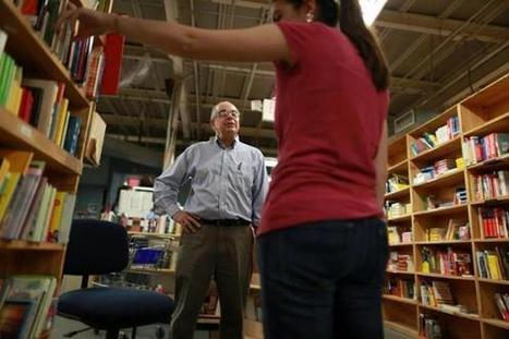 Independent bookstore appeal grows - Boston Globe | Podvri | Scoop.it