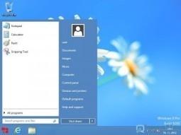 Réafficher le menu Démarrer sur Windows 8 - Marc Delalonde, développeur Web & Mobile à Montpellier | Réafficher le menu Démarrer sur Windows 8 | Scoop.it