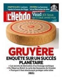 Gruyère, enquête sur un succès planétaire | The Voice of Cheese | Scoop.it