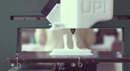 Quand réseaux sociaux et impression 3D font bon ménage | Les TIC dans l'Approche Commerciale de l'Imprimeur | Scoop.it