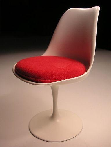 #244 ❘ La chaise Tulip ❘ 1956 ❘ Eero Saarinen | # HISTOIRE DES ARTS - UN JOUR, UNE OEUVRE - 2013 | Scoop.it