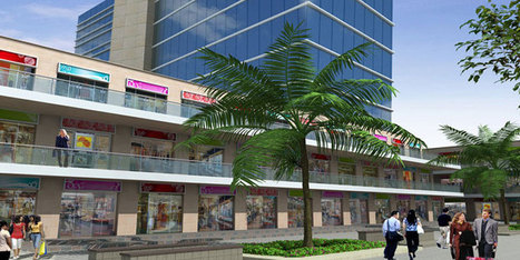 Ansal Centre Walk | New Commercial Project Ansal Housing Gurgaon | Real Estate | Scoop.it