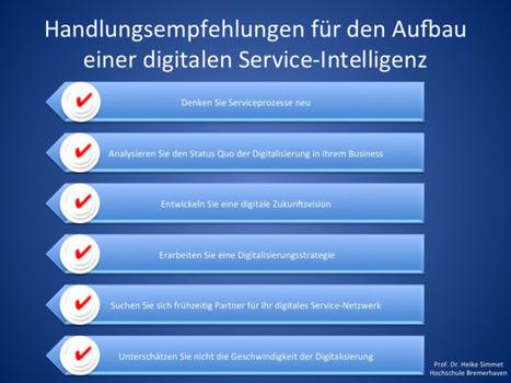Digitalisierung im Kundenservice: Handlungsempfehlungen für den Aufbau einer vernetzten Service-Intelligenz | Kundenservice Updated | Scoop.it