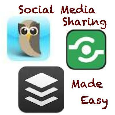 3 Easy Ways to Share on Social Media, and Why You Should be Doing It | Origami and Geometry ond math | Scoop.it