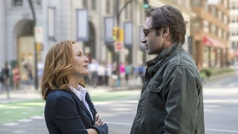 Meet the new X-Files, same as the old X-Files | Vloasis awesome sauce | Scoop.it