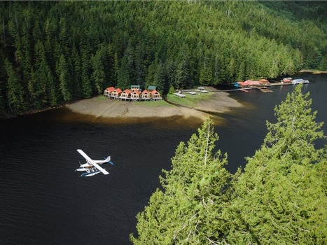 27 stunningly remote hotels that are worth the trip | Real Estate Plus+ Daily News | Scoop.it