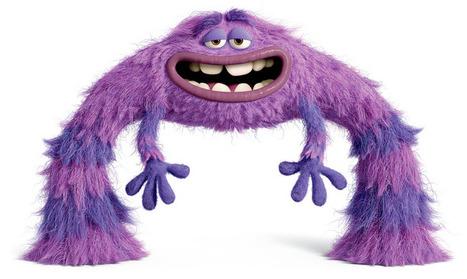 How Pixar Developed 'Art' for 'Monsters University'... | Art for art's sake... | Scoop.it