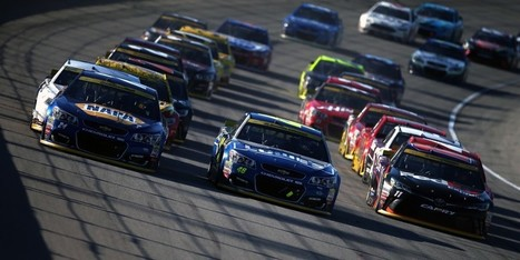 How NASCAR is using social media to connect with millennial fans | SportonRadio | Scoop.it