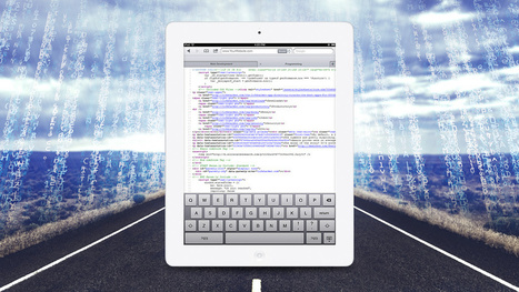 How Can I Use an iPad for Web Development and Programming? | Social Media | Scoop.it
