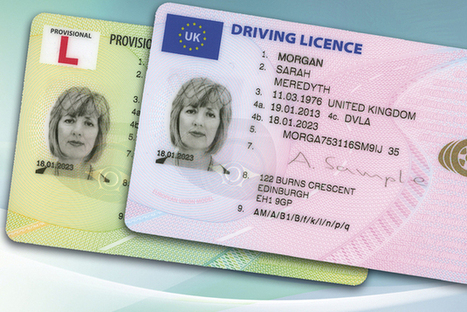 New Driving Licence Introduced In UK | Direct Accident | Scoop.it