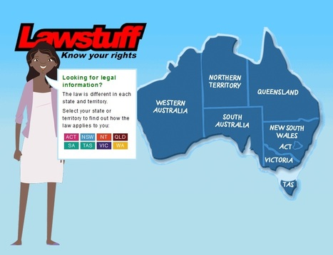 - LAWSTUFF - | Australian Curriculum Civics and Citizenship | Scoop.it