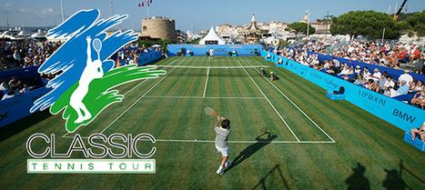 La 4ème saison du Classic Tennis Tour est lancée | Sponsoring Sportif | Scoop.it
