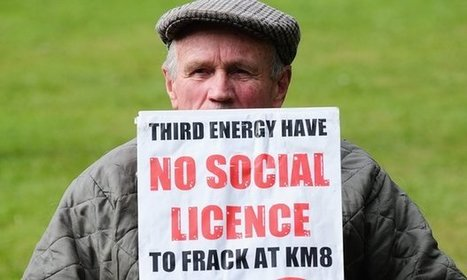 Fracking wins battle in Yorkshire but not the war | Damian Carrington | Aggregate Demand and Supply | Scoop.it