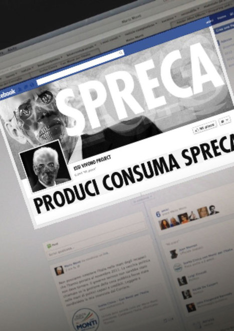 Occupy Augmented Reality: Italian Election 2013 – Now We Take Facebook | Socialart | Scoop.it
