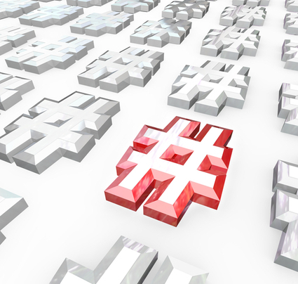 The Importance of #Hashtags | Social Media Today | Social Media Awareness | Scoop.it