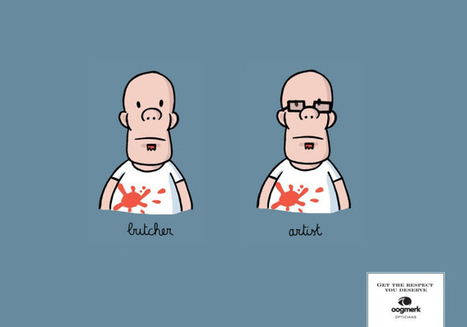 La paire de lunettes fait le moine ...   Watching Girl   Scoop.it
