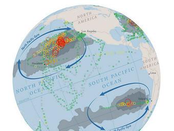 Océano Pacífico: el basurero mas grande del mundo * | Enlaces - clases europeas | Scoop.it