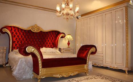 Prenses Klasik Yatak Odası | Yatak Odaları | Scoop.it