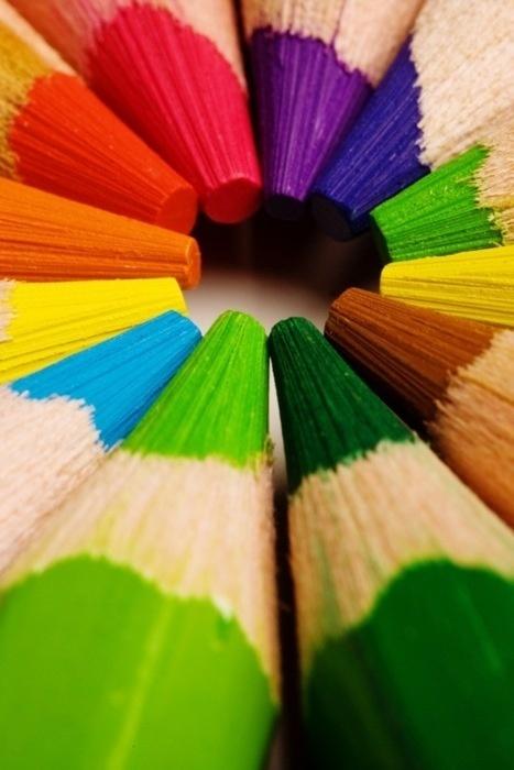 One of every color.... | Una imagen lo dice todo | Scoop.it