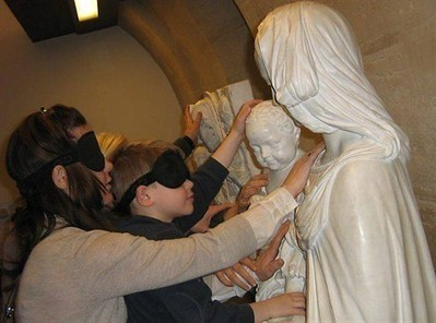 Au musée du Louvre, prière de toucher   Revue de Web par ClC   Scoop.it