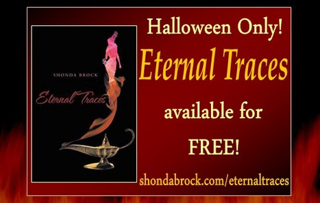 It's time! Download my book for free all day on HALLOWEEN! | For Lovers of Paranormal Romance | Scoop.it
