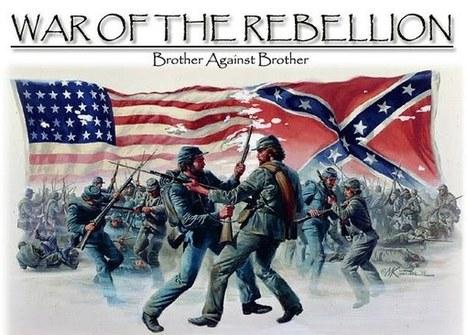 La GUERRA de Secesión de EEUU que no CIVIL, fué para preservar la Unión, no para liberar a los negros de la esclavitud | La R-Evolución de ARMAK | Scoop.it