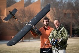 Aerial Images from Unmanned Aircraft Help Create 3D Model of Coal Ash Spill | Drone | Scoop.it