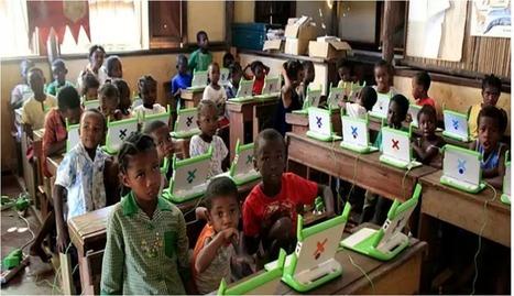 éthiopie : donnez des tablettes à des enfants analphabètes, ils apprendront tout seuls   TICE, softwares, e-learning   Scoop.it