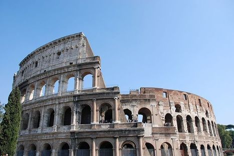 Germ Theory: How Disease And Climate Change Fell The Roman Empire - KGOU | Roman History | Scoop.it