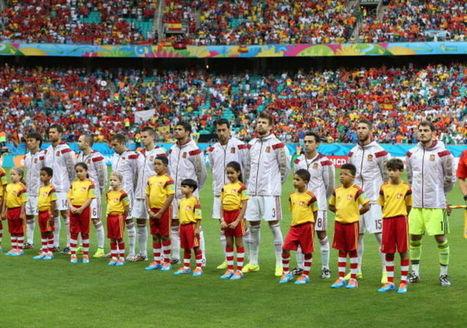 Raul: Spanyol Harus Bungkam Cile! - News - Piala Dunia - Antarnegara - Internasional - Situs Berita Sepak Bola Terlengkap | Fifa 14 | Scoop.it