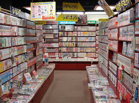 Geek stardust: Non à la discrimination des mangas en bibliothèque ! | Le manga et les animations autour du manga en bibliothèque | Scoop.it