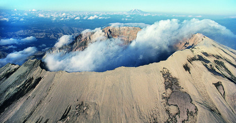 Mount St. Helens Is Recharging Its Magma Stores, Setting Off Earthquake Swarms | Geology | Scoop.it