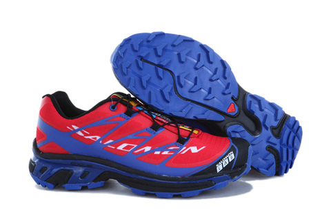 Salomon S-LAB XT5 Pink Blue Running Shoe | new and share style | Scoop.it