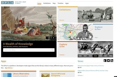Massive Online-Only Library Launches | Library & Information Science | Scoop.it