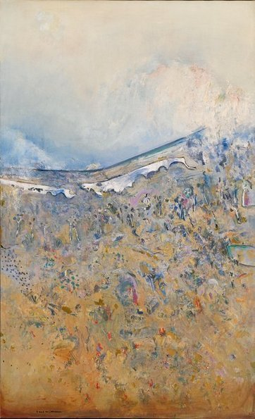 Blinded by the Light: Myths and Visions of the Australian Landscape - ArtSlant | Australia Europe and Africa | Scoop.it