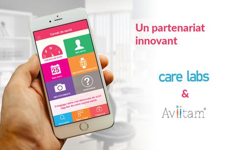 Care Labs et Aviitam : un partenariat innovant   Chèque Santé, 1er titre prépayé de prestations de santé, prévention santé   Santé connectée, mSanté, eSanté   Scoop.it