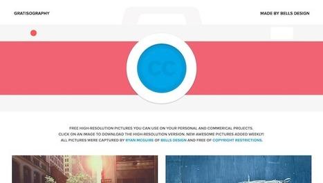 24 Flat Designs with Compelling Color Palettes | Concevoir une présentation pour enseigner | Scoop.it