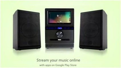 Upcoming RCA Internet Music System includes a removable 7-inch Android tablet | Android On Stick | Scoop.it